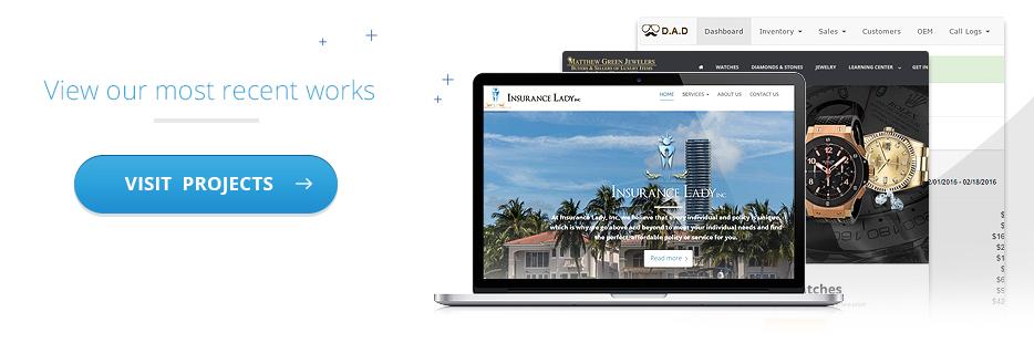 Wordpress Website Design Showcase