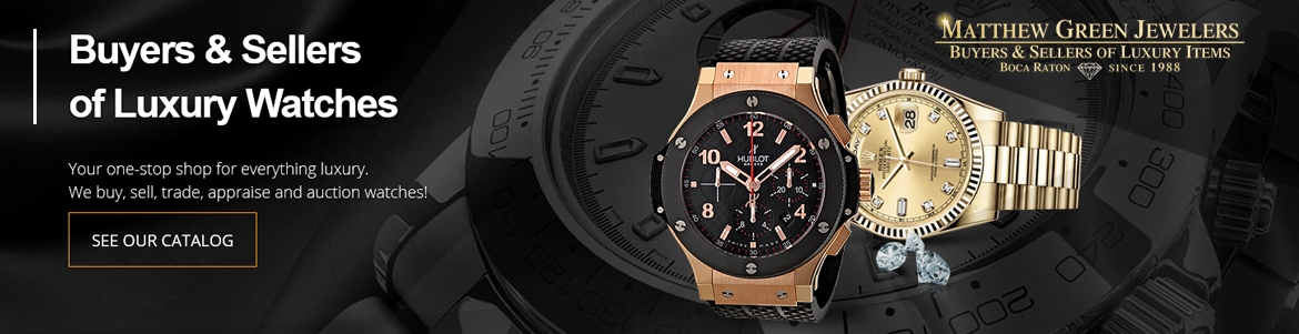 Luxury watches website design and development