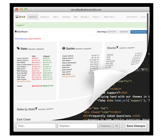Custom Programming