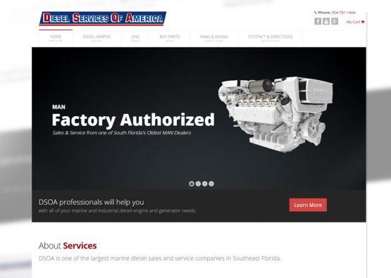 Diesel Services of America