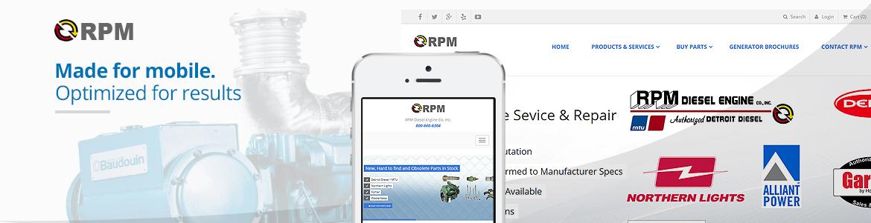 RPM Marine Diesel