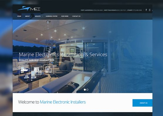 Marine electronic Installers