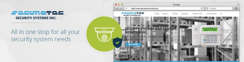 Security Website Design