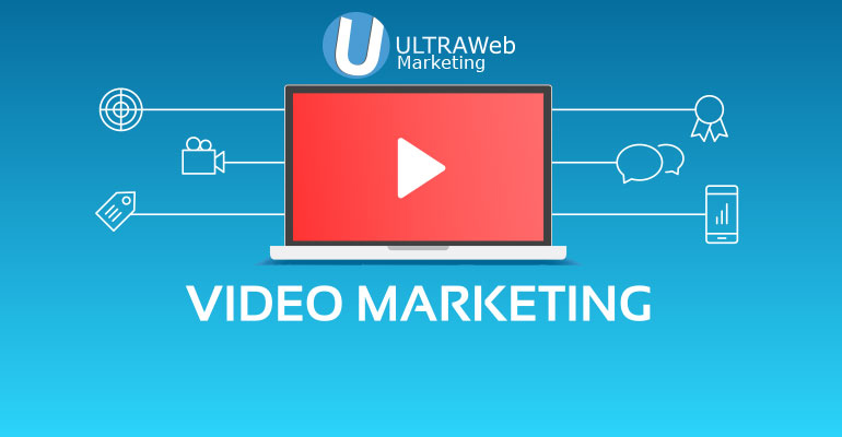 online marketing video