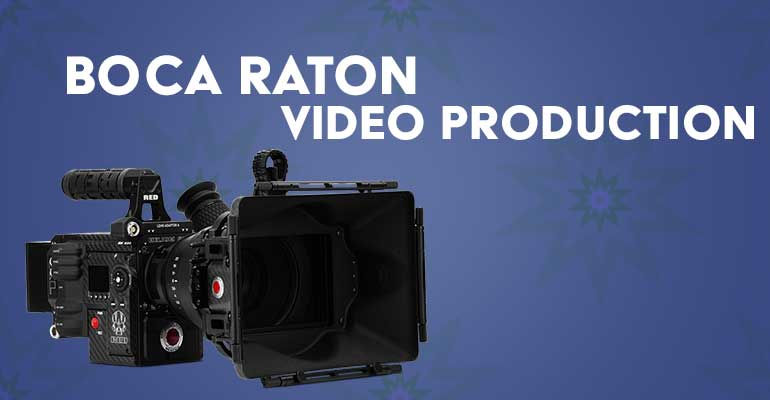 boca raton video production