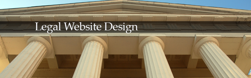 Legal Website Design