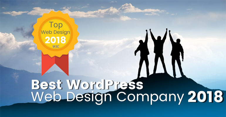 Best WordPress Web Design Company 2018