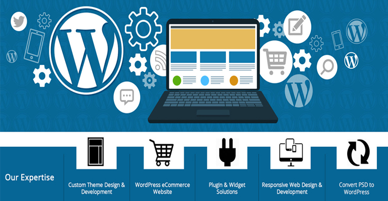Custom WordPress Design Services