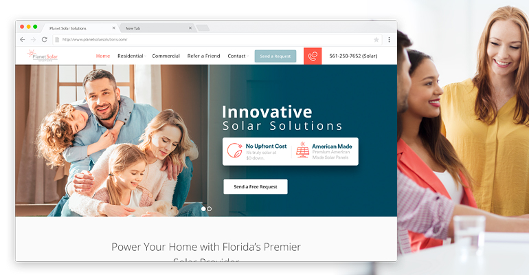 WordPress Web Design Experts Boca Raton