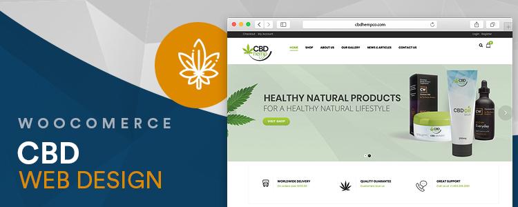 Cbd Web Design Building Beautiful Cbd Business Websites