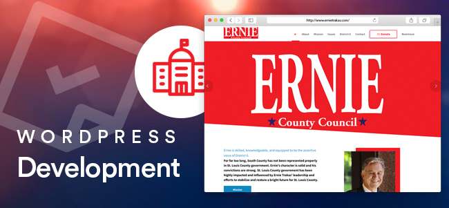 Why Political Website Design