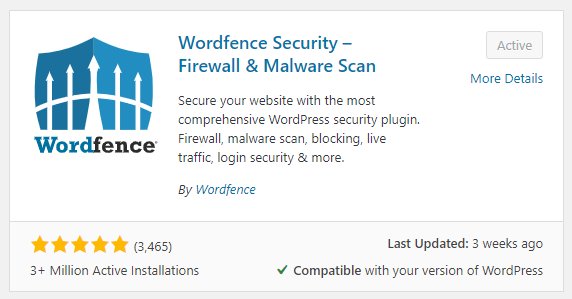 WordPress Web Design Boca Raton - Wordfence Security - By Wordfence