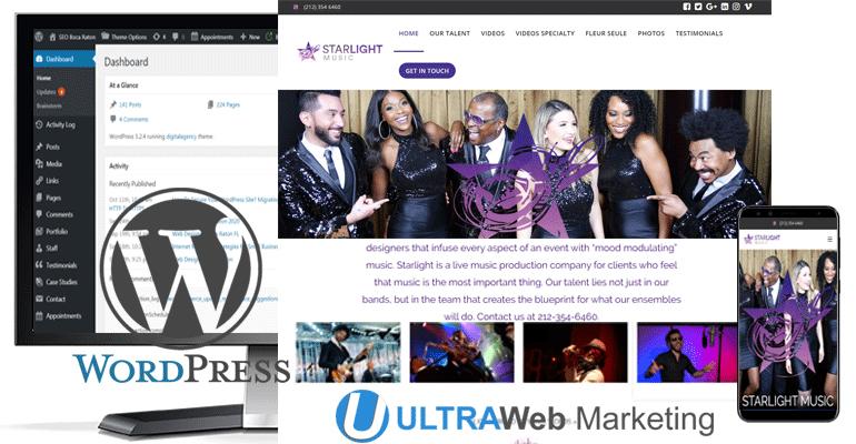 Web Design Company in Boca Raton