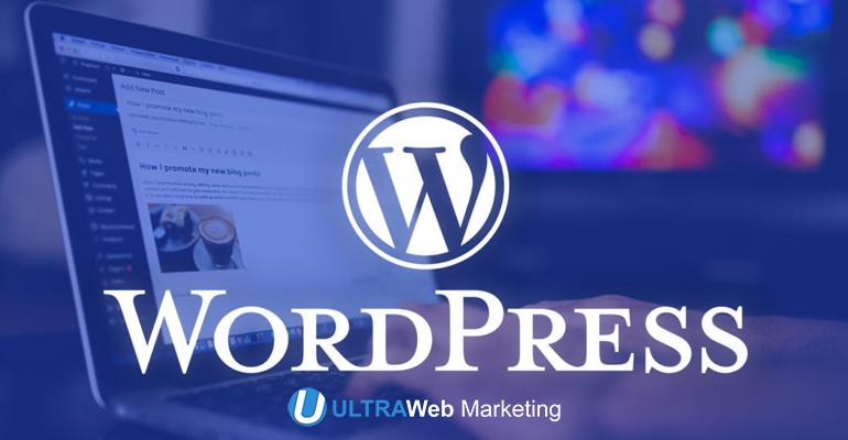 WordPress Web Design Near Me